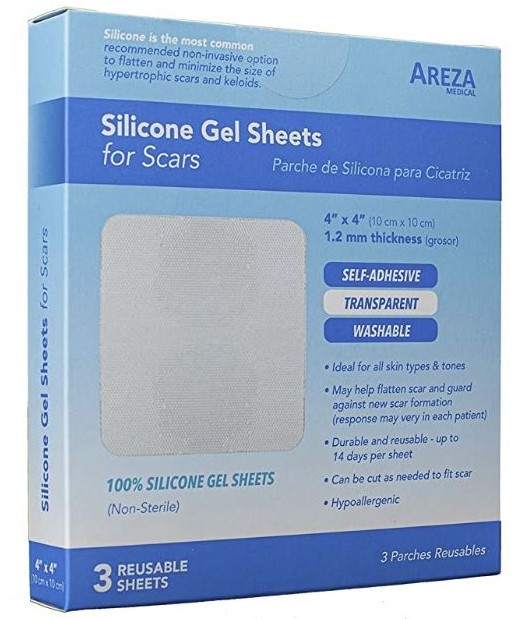 Silicone Gel Sheets
